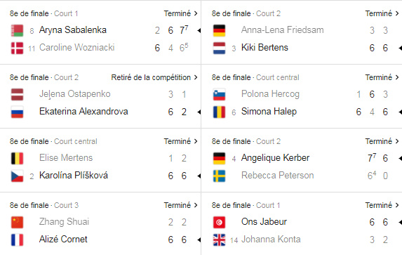 WTA EASTBOURNE 2019 - Page 3 Untit146