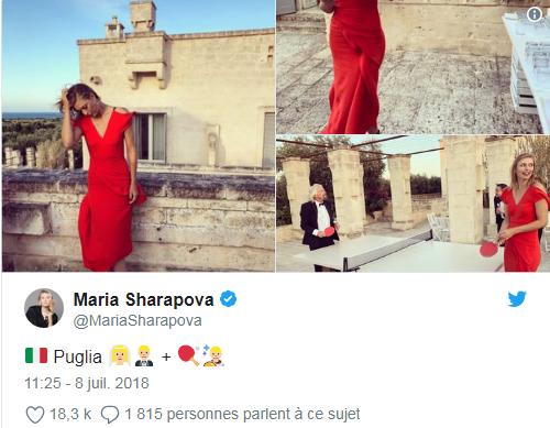 MARIA SHARAPOVA (Russe) - Page 43 Untit319