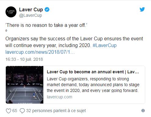 LAVER CUP 2018 DU 21 AU 23 SEPTEMBRE 2018 Untit333