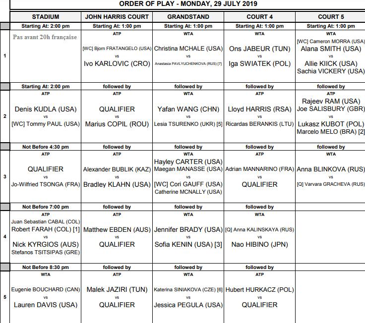 WTA WASHINGTON 2019 Untit500