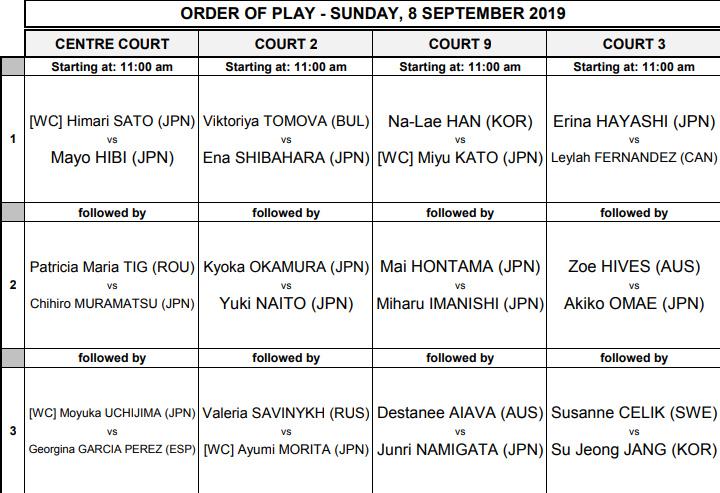 WTA HIROSHIMA 2019 Untit667