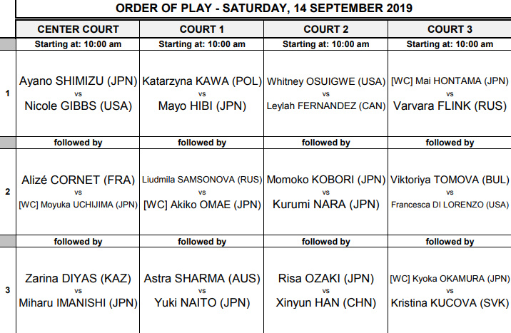 WTA OSAKA 2019 Untit767