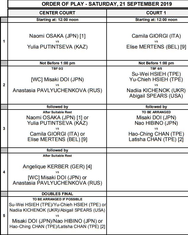 WTA OSAKA 2019 - Page 3 Untit898