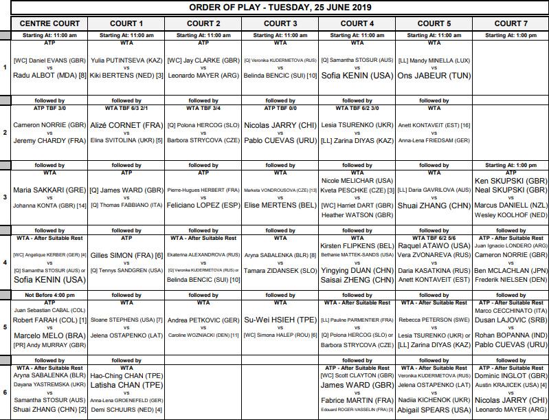 WTA EASTBOURNE 2019 - Page 2 Untitl93