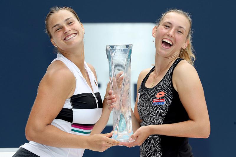 WTA MIAMI 2019 - Page 9 Womens15