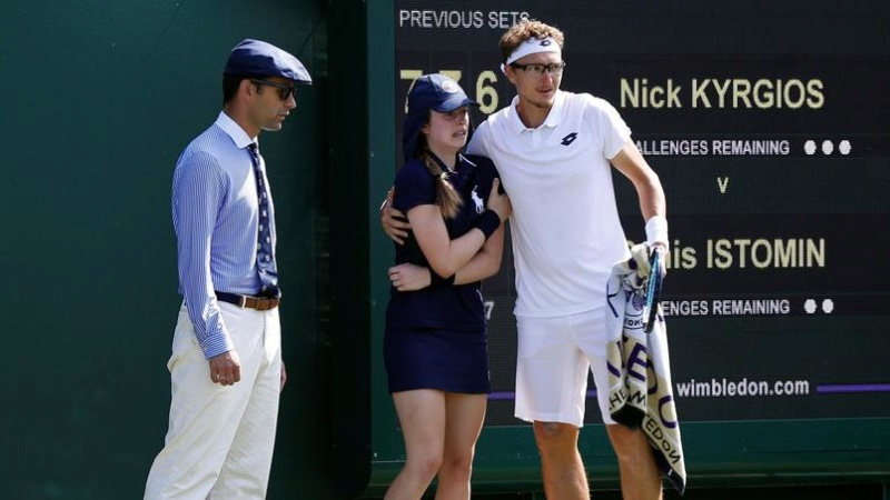 WIMBLEDON 2018: HOMMES photos et videos - Page 5 Xvm7aa10