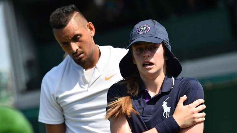 WIMBLEDON 2018: HOMMES photos et videos - Page 5 Xvm9fe10