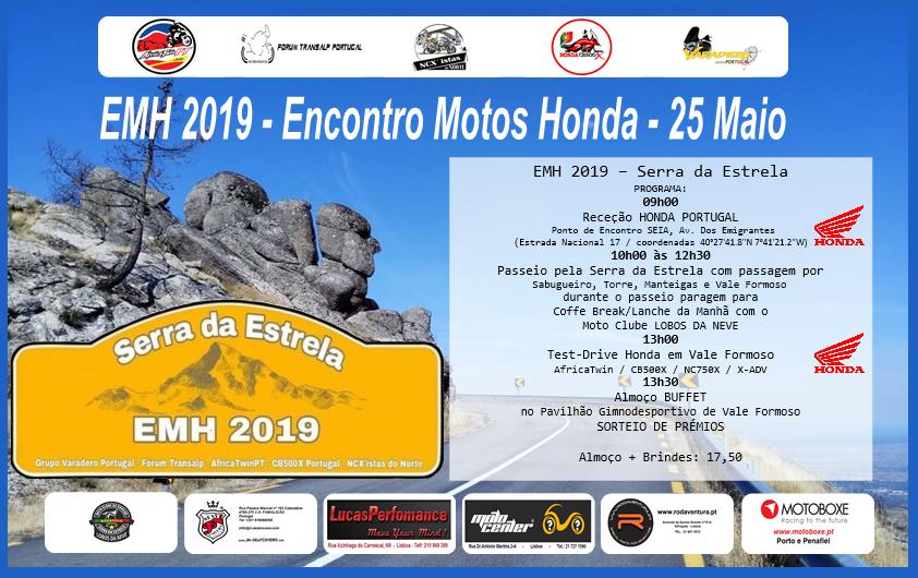 EMH 2019 - Encontro Modelos Honda - 25 Maio Teste_10