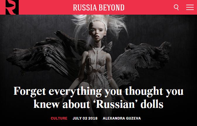 Popovy Doll Society - Portal Russia10