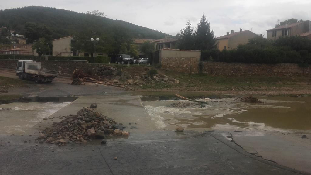 [Photos] Inondations 2018 20181028