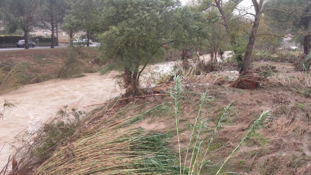 [Photos] Inondations 2018 20181029