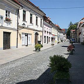 Quartiers résidentiels