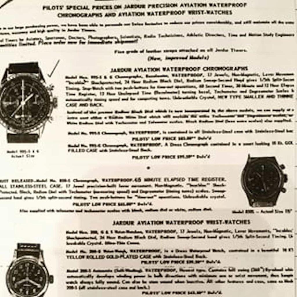 Breitling - Montres, publicités, catalogues vintages, marions-les ! - Page 4 1843b710