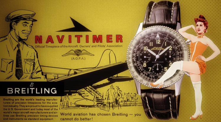Breitling - Montres, publicités, catalogues vintages, marions-les ! - Page 5 2381aa10