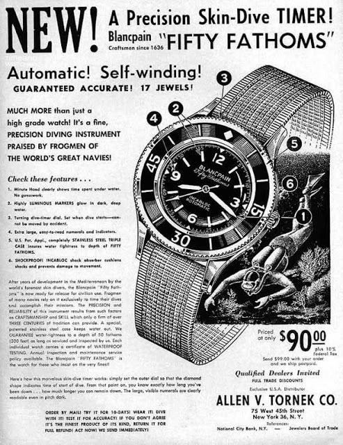 Breitling - Montres, publicités, catalogues vintages, marions-les ! - Page 4 5e432510