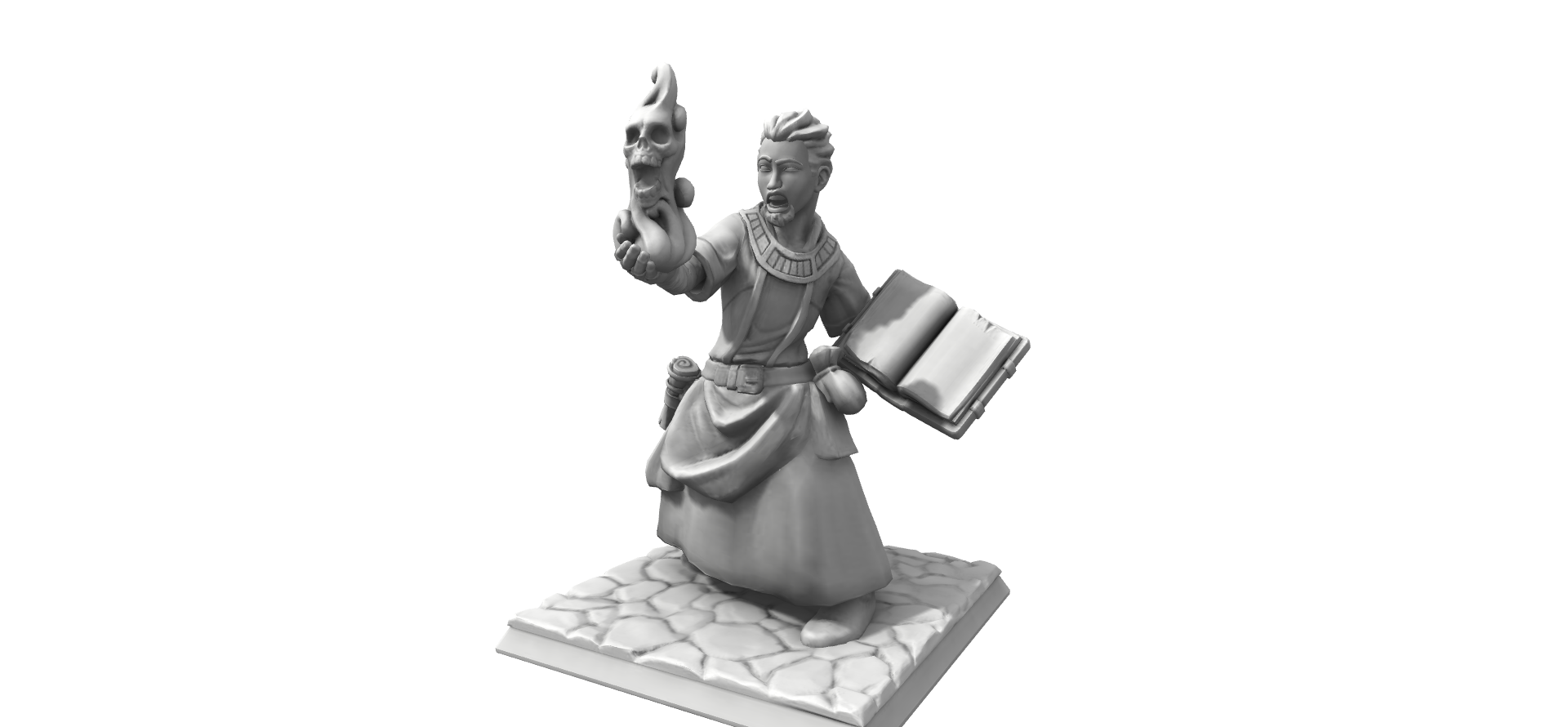 Galerie de Personnages 3D Hero Forge Herofo13