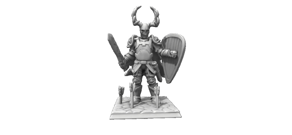 Galerie de Personnages 3D Hero Forge Herofo15