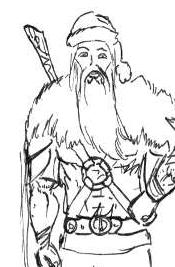 La Saga d'Oksilden : Neige Anthracite Hjalma10