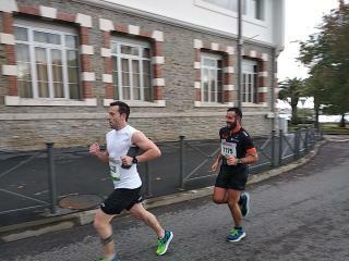 28 oct.SAINT JEAN DE LUZ1/2 Marathon DHL 15407310