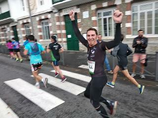 28 oct.SAINT JEAN DE LUZ1/2 Marathon DHL 15407311