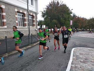 28 oct.SAINT JEAN DE LUZ1/2 Marathon DHL 15407313