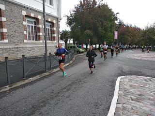 28 oct.SAINT JEAN DE LUZ1/2 Marathon DHL 15407314