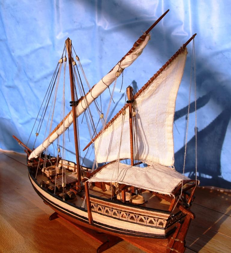 Sultan Dhow Arabe 1110