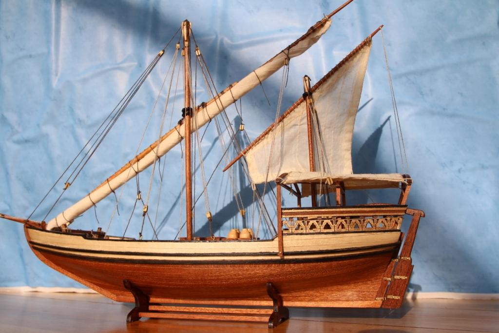 Sultan Dhow Arabe 710