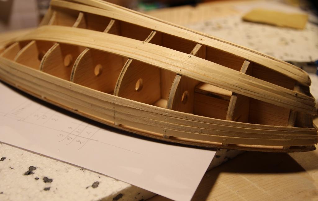 Le camaret kit Constructo au 1/35e Kit1810