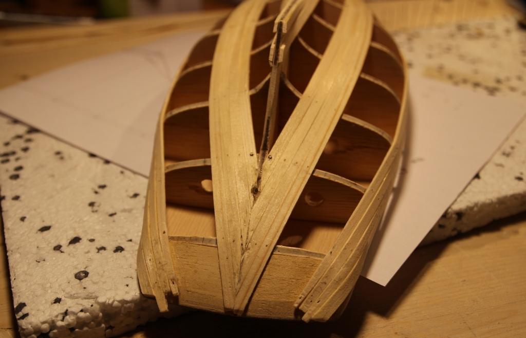 Le camaret kit Constructo au 1/35e Kit1910