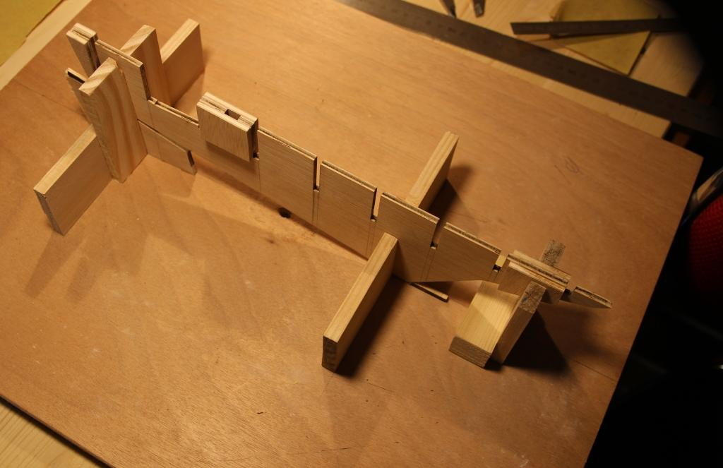 Le camaret kit Constructo au 1/35e Kit210