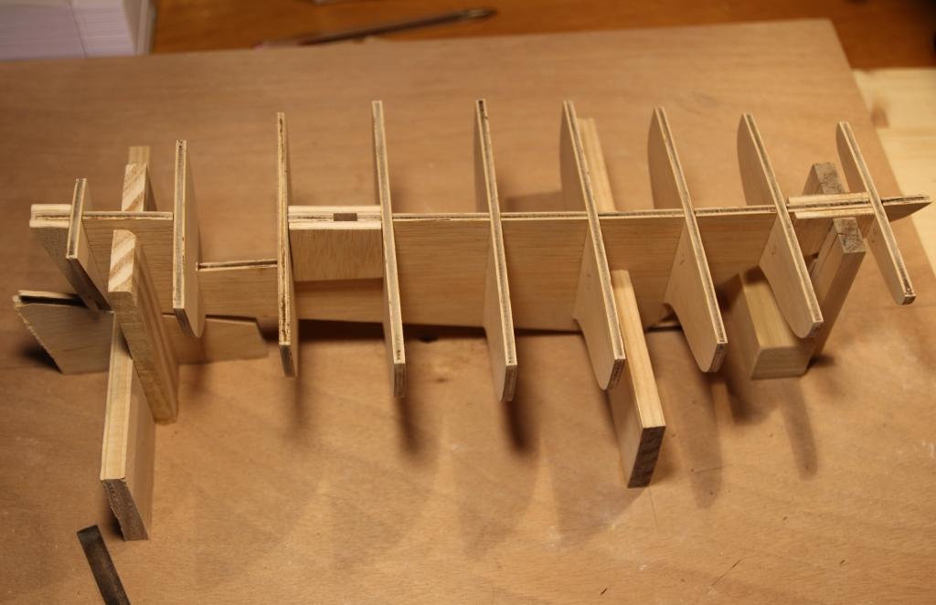 Le camaret kit Constructo au 1/35e Kit310