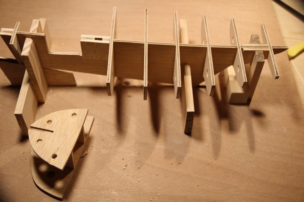 Le camaret kit Constructo au 1/35e Kit410