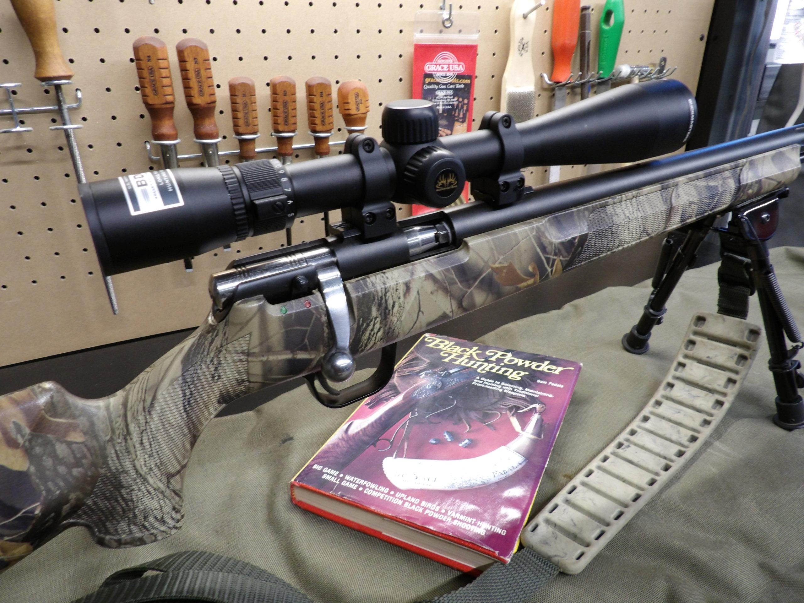 Nikon Buckmasters 4-12x40 100_2822