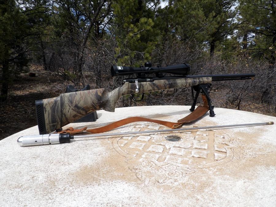 X-150 - 300gr XTP Mag & ARX bullets 100_3118