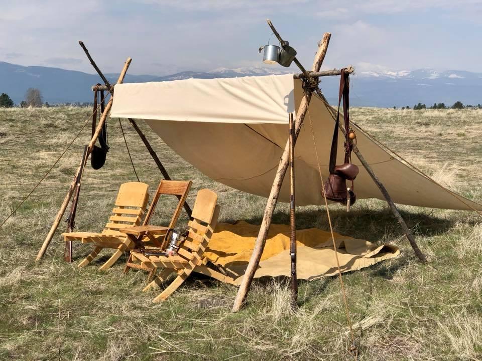 Temp rendezavous shelter set up? 31472510