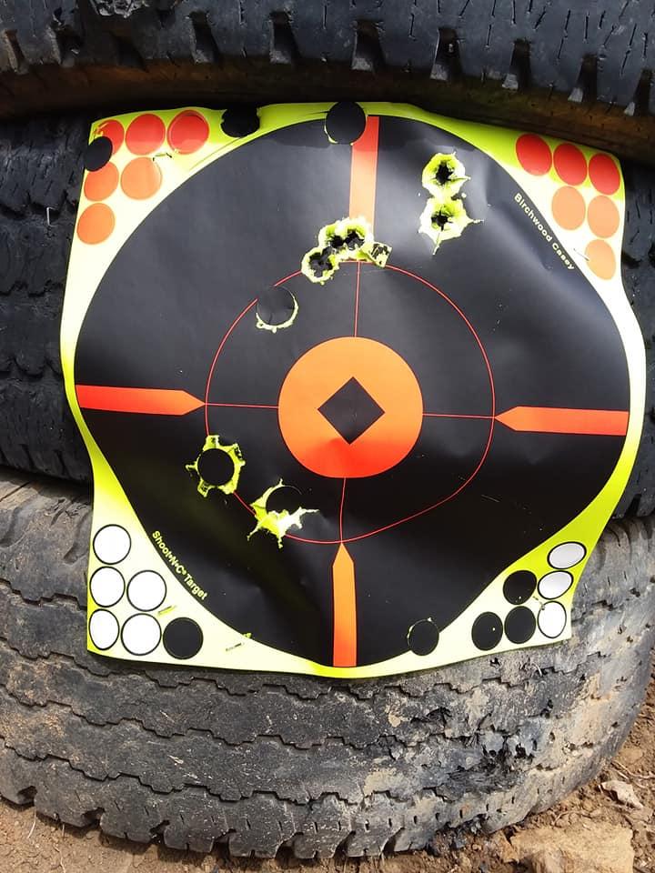 100 yards CVA Firebolt Ultramag 53172810