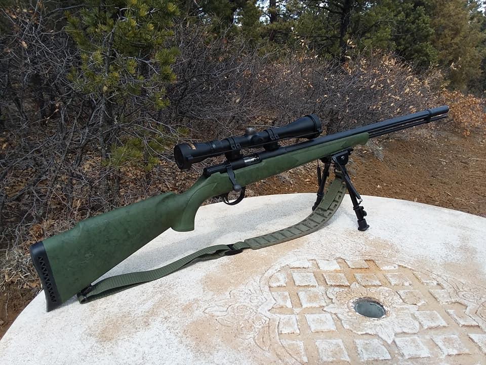 100 yards CVA Firebolt Ultramag 53204910
