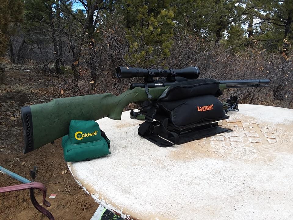 100 yards CVA Firebolt Ultramag 53220910
