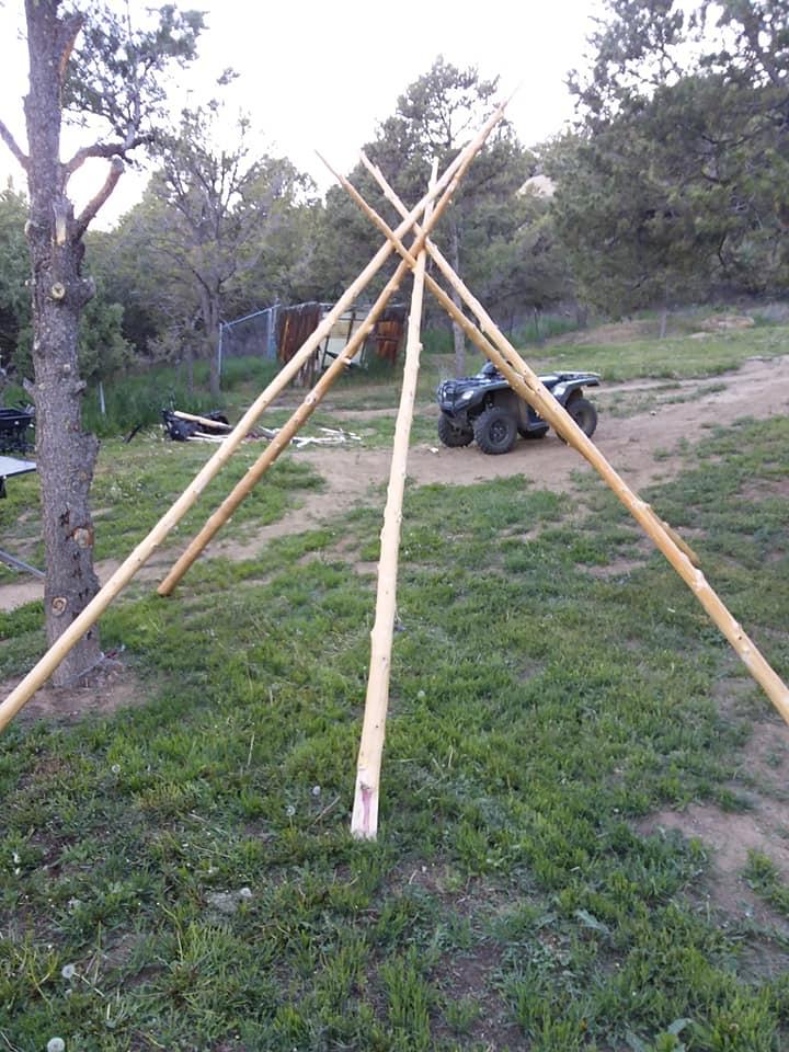 Temp rendezavous shelter set up? 60853410
