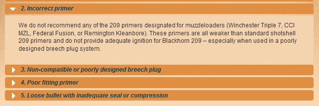 Primer Blowby - Burnt Scopes - Dirty Breech Plugs - Blackhorn209 inline Shooters Helper Bp210