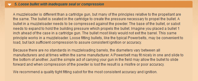 Primer Blowby - Burnt Scopes - Dirty Breech Plugs - Blackhorn209 inline Shooters Helper Bp611