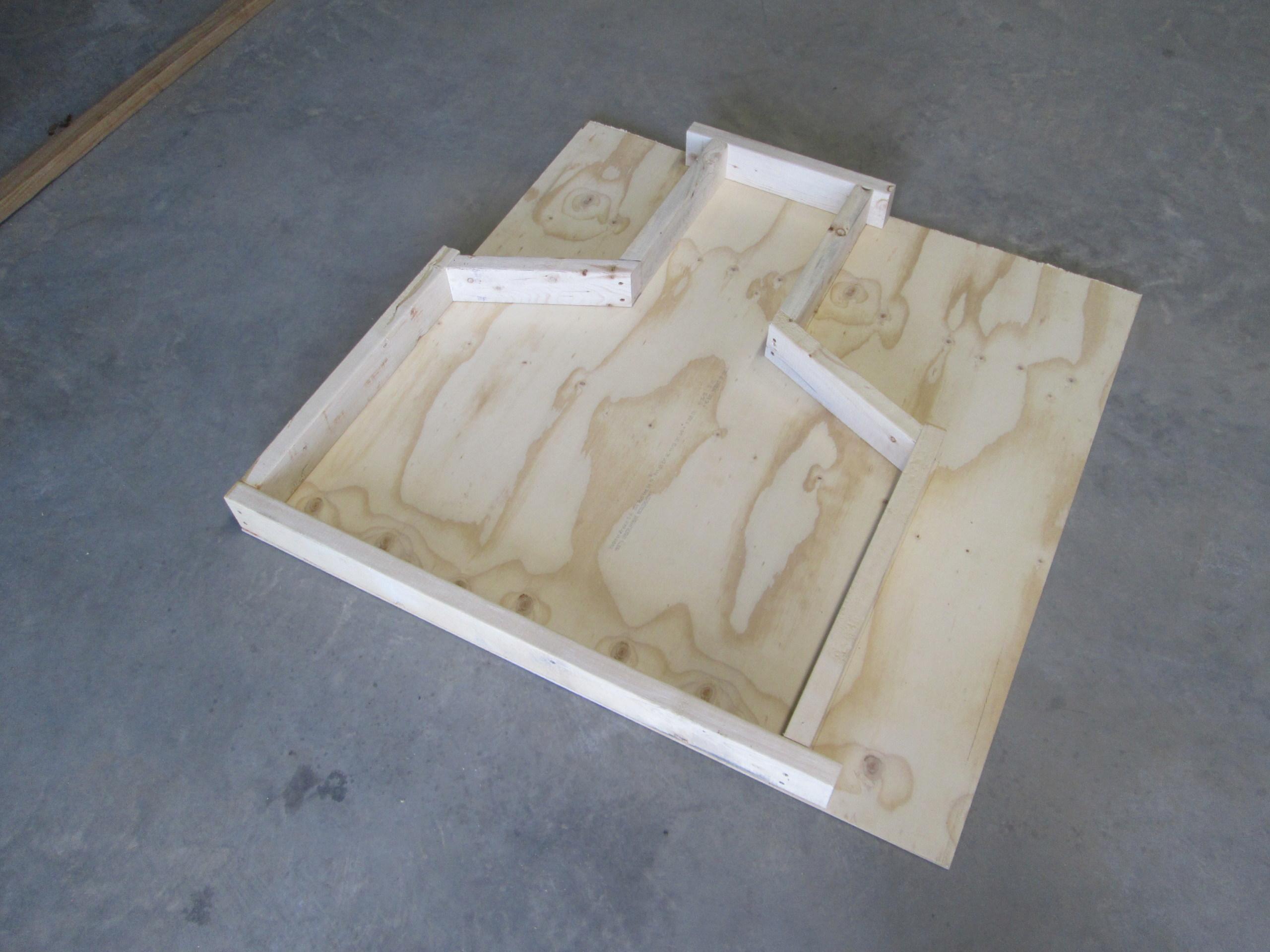 New shooting table Img_0327