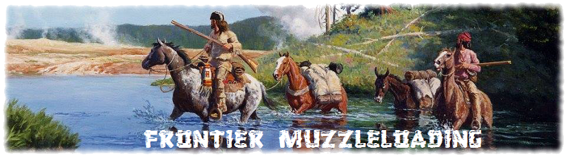 Frontier Muzzleloading