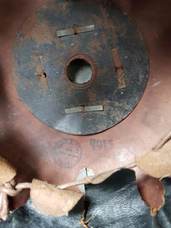 Casque à pointe modèle 1915 Leib Grenadier Régiment n°8 20190344