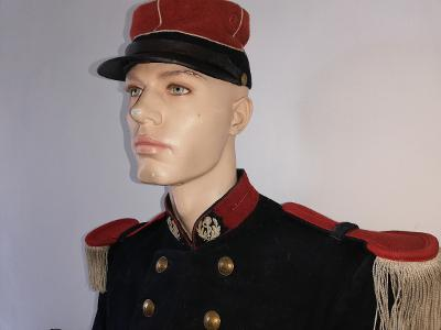 Buste 1872 Infirmier militaire Thumbn23