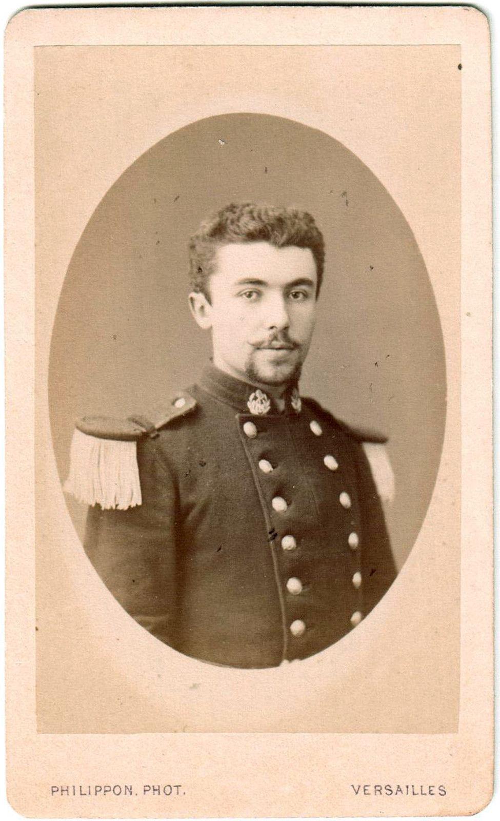 Buste 1872 Infirmier militaire Troisi10