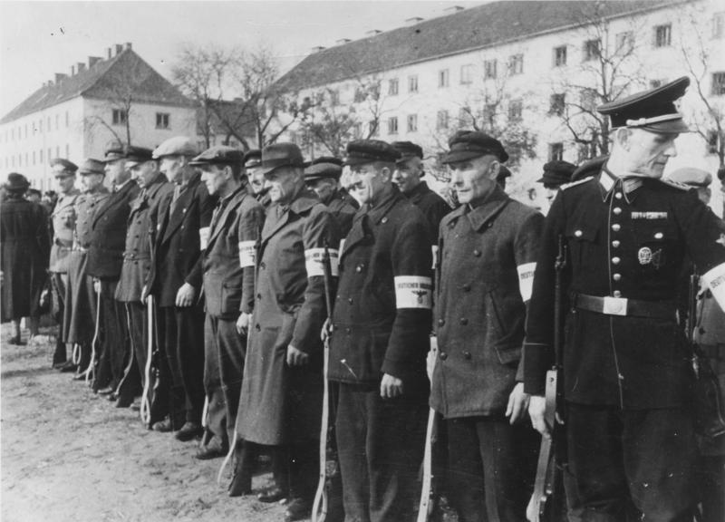 Dotation volkssturms armes pré 1890. Bundes10
