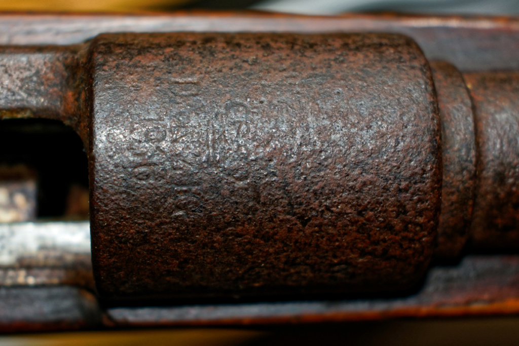 Présentation pour identification des vestiges archéologiques exhumés - Le Mauser ? Dsc_0010