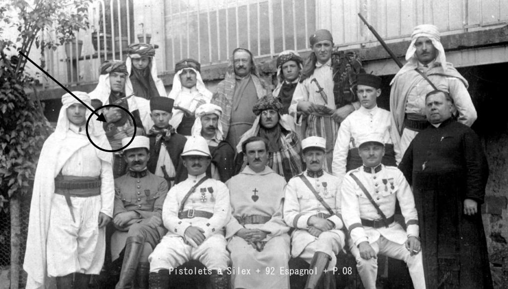 Armes exotiques guerre du Rif et pacification du Maroc    Img20311